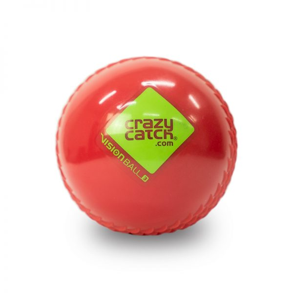Level 3 red vision ball square