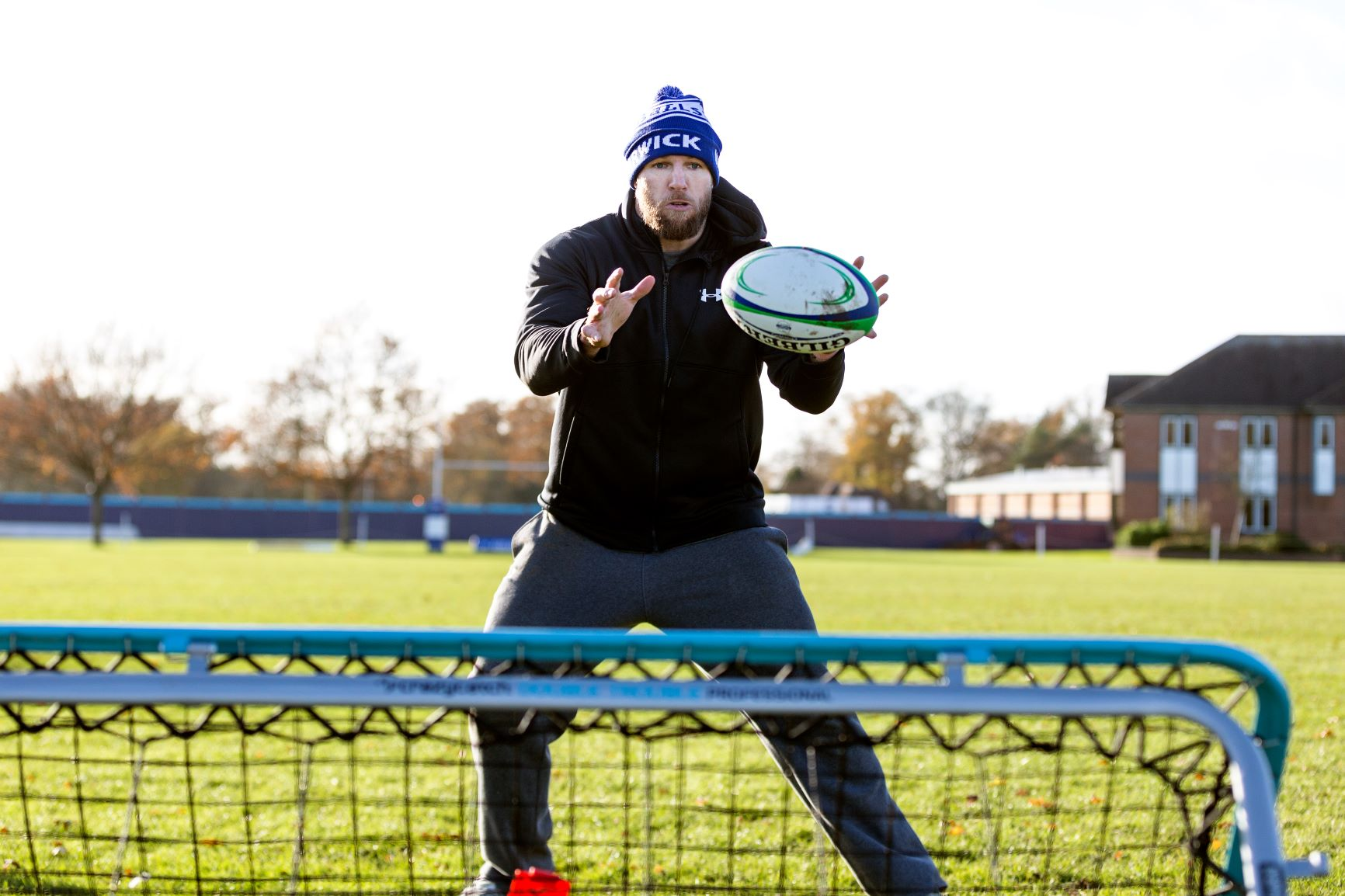 James Haskell Crazy Catch Pro DT