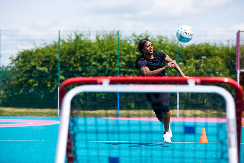 Netball Training Ideas
