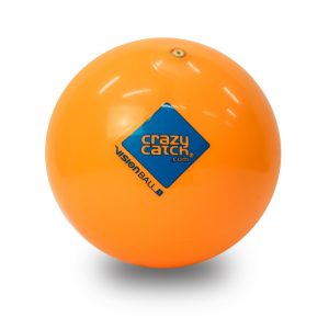 Level 1 orange vision ball square