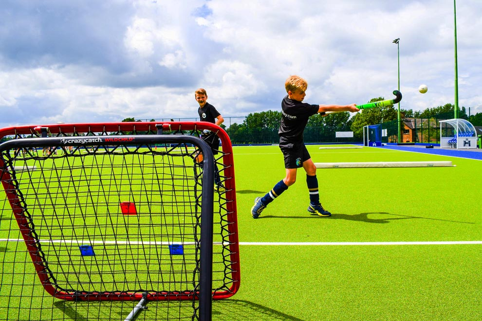 Hockey Volley