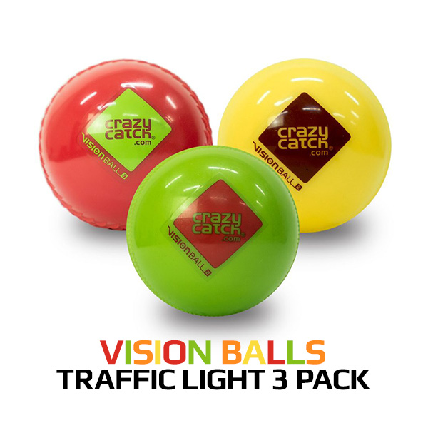 Vision Balls Traffic Light 3 Pack