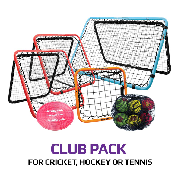 Club pack for Cricket, Hockey and Tennis