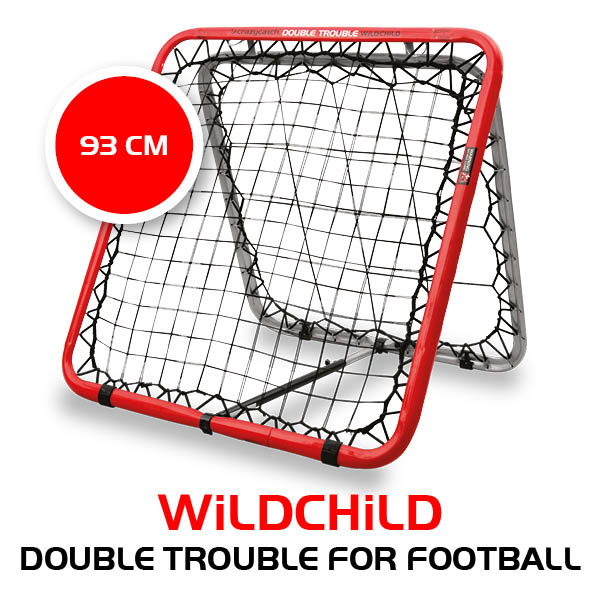 Wildchild Double Trouble for Football