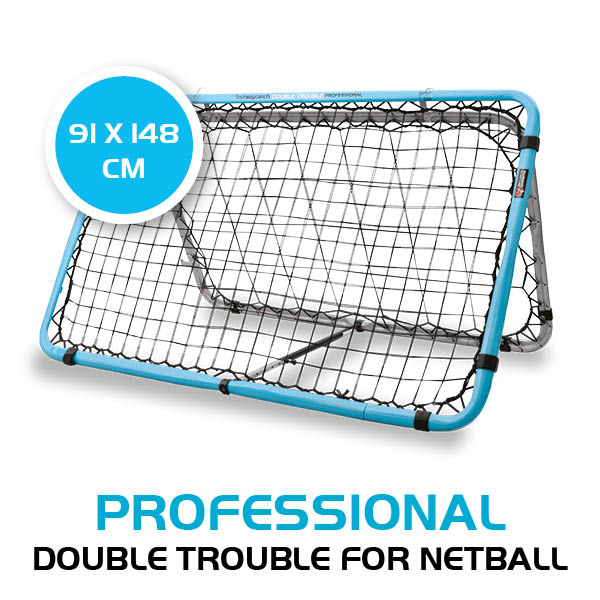 Professional Double Trouble for Netball