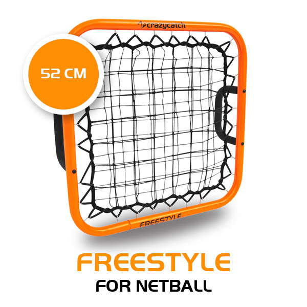 Handheld Rebound Net for Netball