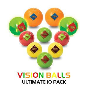 Ultimate Vision 10 Ball Pack