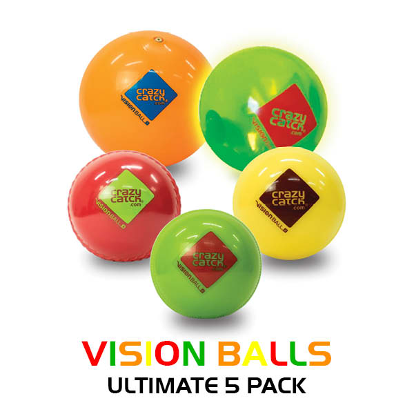 Ultimate Vision 5 Ball Pack